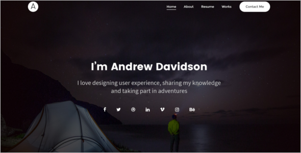 Awesome Website Template
