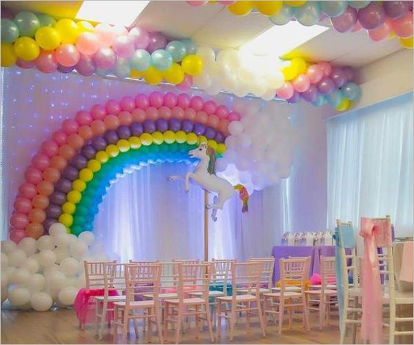 BalloonBirthday Party Theme