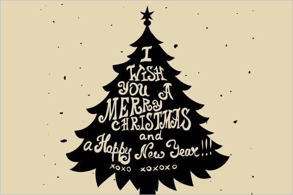 BeautifulBlack Christmas Tree Idea