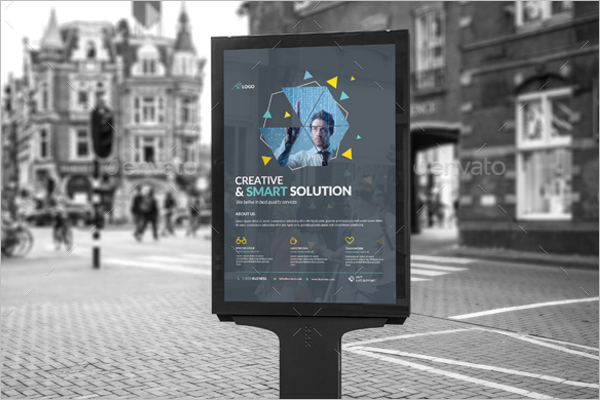 Best Business Poster Template