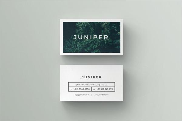 Best Custom Business Card Template