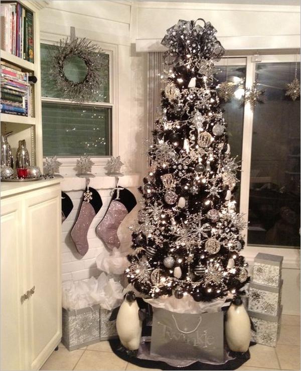 Best FreeBlack Christmas Tree Idea