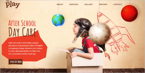 Best Kindergarten WordPress Theme