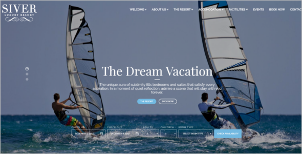 Best Luxury WordPress Theme