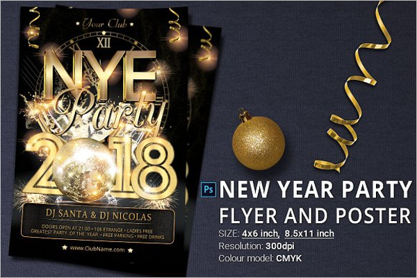 Best Party Flyer Template