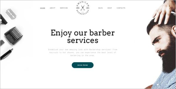 Best Professional Website Template