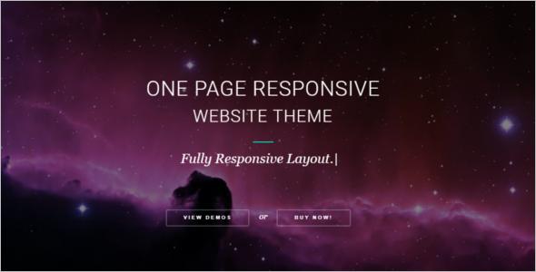 BestResponsive Website Template