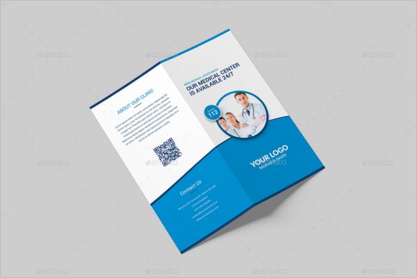 Bifold Medical Brochure Design