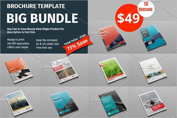 Big Bundle Brochure Template