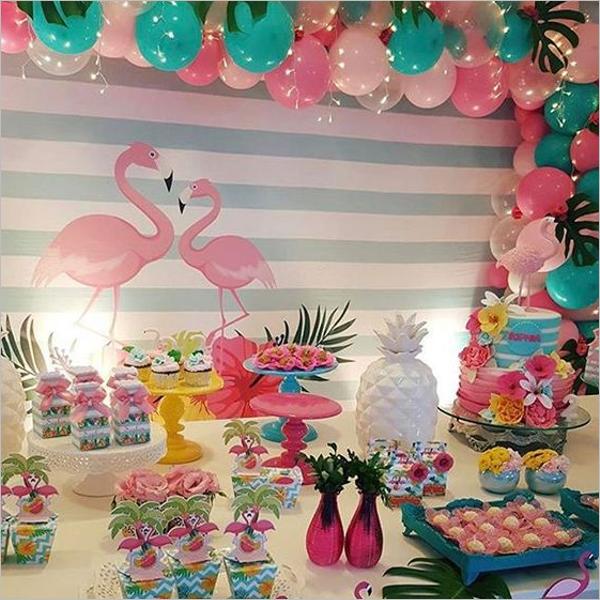 Birthday Party Cake's Idea
