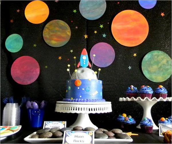 Birthday Party Design Idea