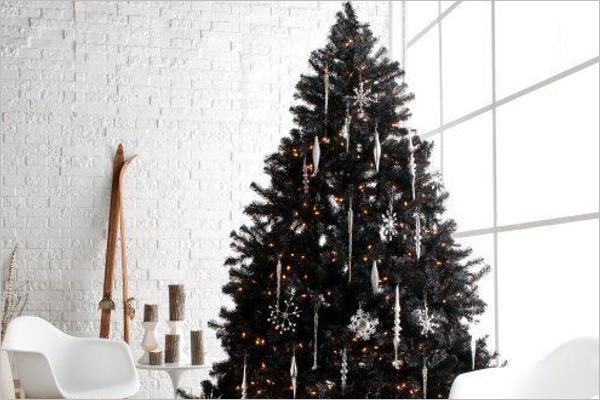 Black Christmas Tree Free Download