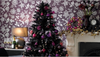 Black Christmas Tree Ideas