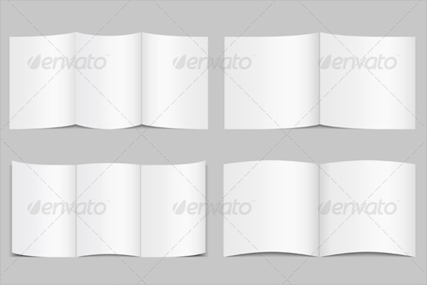 Blank Brochure Templates Free Word PSD Designs Creative Template - Brochure blank template