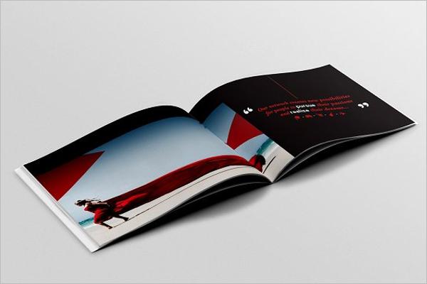 Business Brochure Template PDF