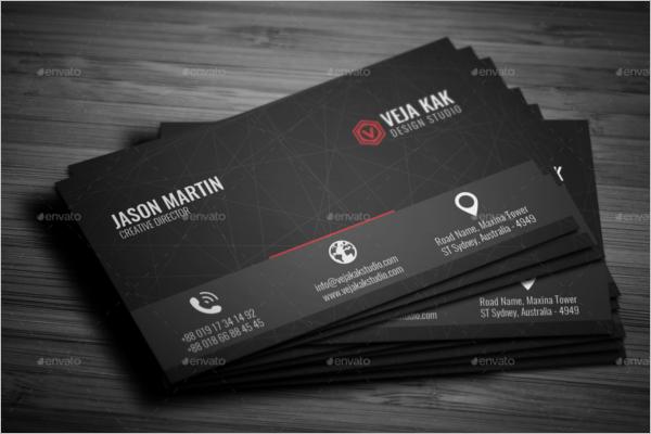 Business Card Maker Design