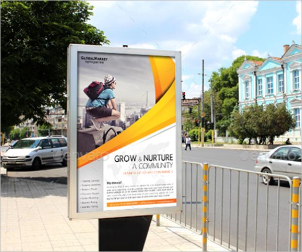 Business Poster Making Design