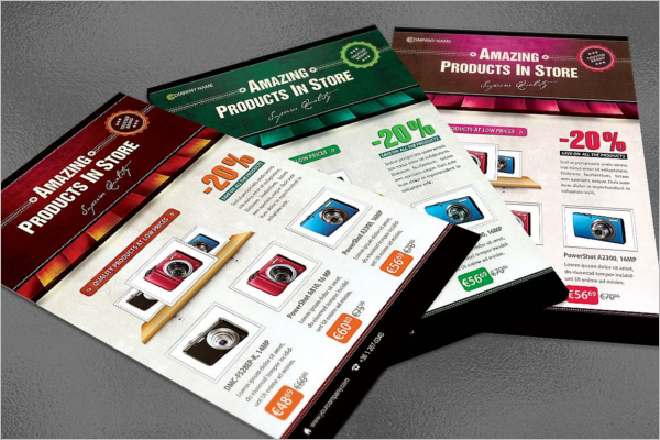 Business Product Poster Template