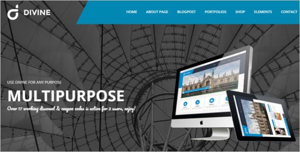 Business Responsive Theme