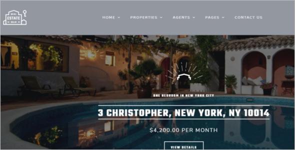 CSS Website Template