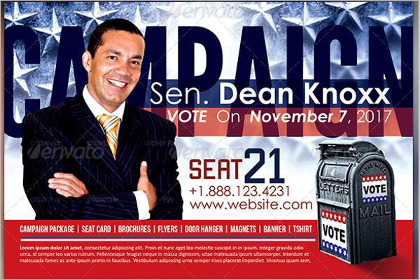 campaign flyer maker