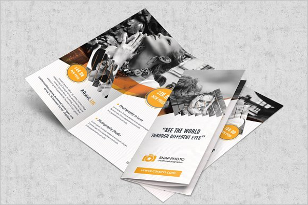 Career Brochure Template