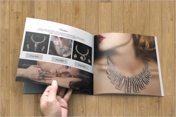 CatalogDesign For Jewelry