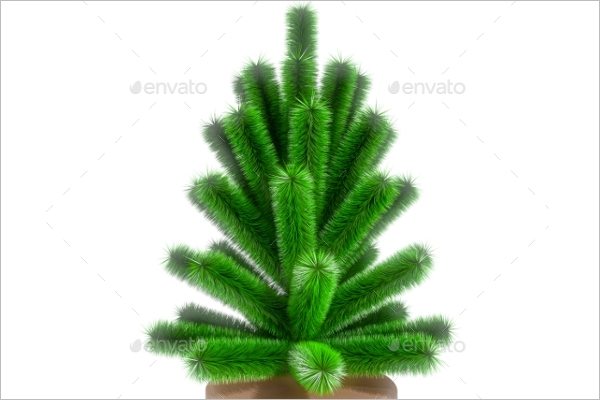 Cheap Christmas Tree Design Idea