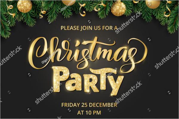 Christmas Party Decoration Design