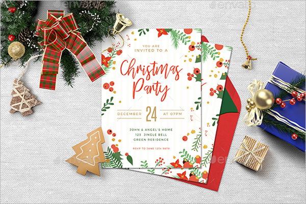 Christmas Party Design Idea