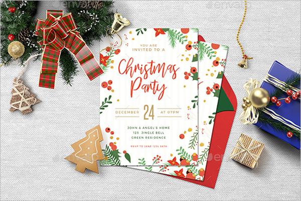 Christmas Party Design Idea