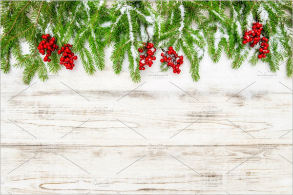 Christmas Tree Background Design