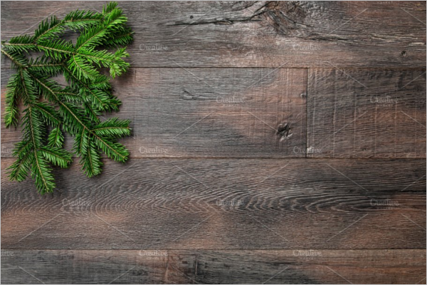 Christmas Tree Branch Template