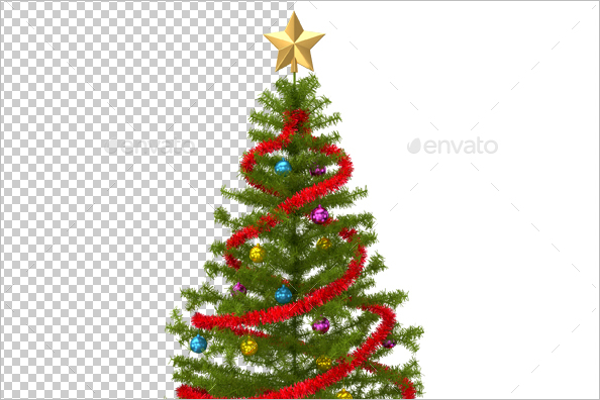 Christmas Tree Design Template