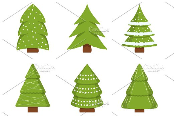 Christmas Tree Ornament Design