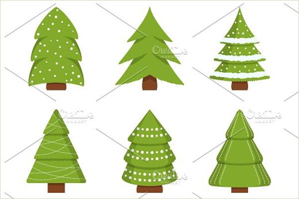 Christmas Tree Ornament Design