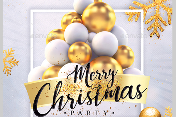 Christmas Tree Party Design