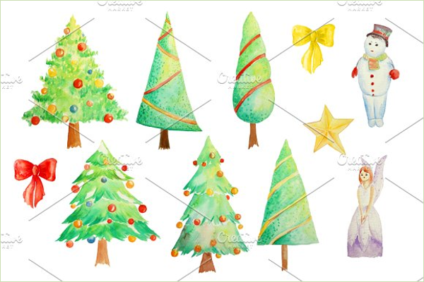 Christmas Tree design Bundle