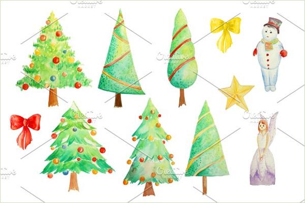 Christmas Tree design Bundle