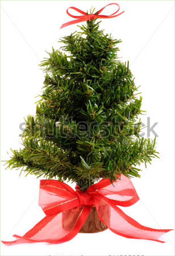 Christmas Tree for Apartments
