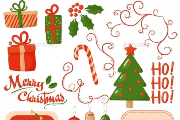 Christmas Vector Art Design