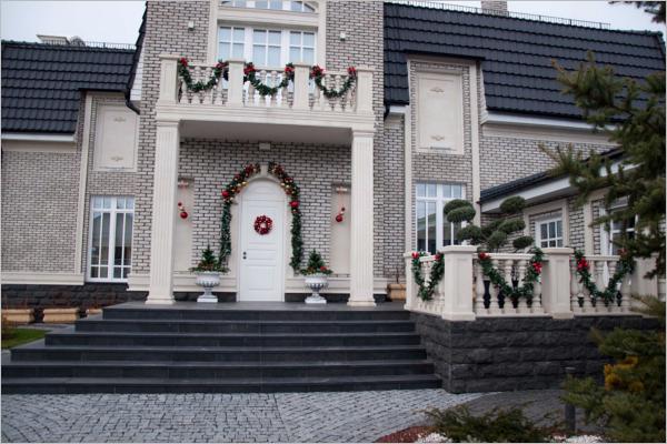 Christmas Village Decoration Images