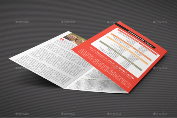 Church Brochure Template Photoshop