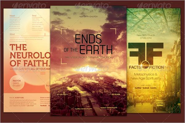 Church Marketing Flyer Bundle