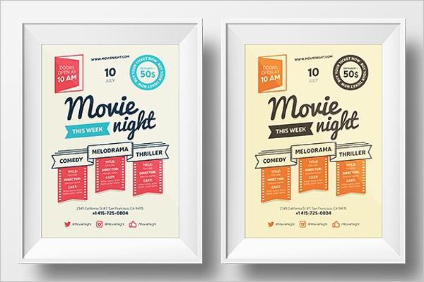 Cinema Poster Font