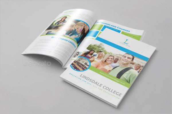 College Brochure Design PDF