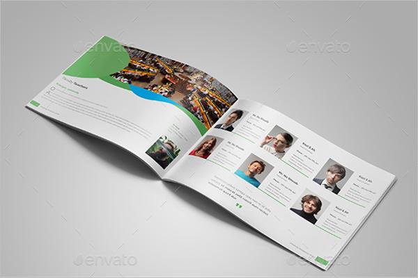 College Brochure Example