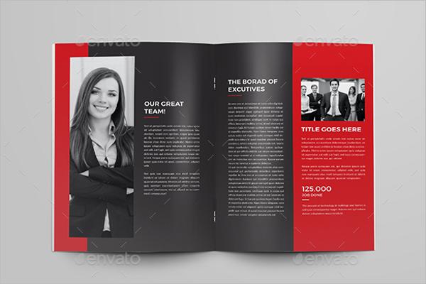 Company Brochure Template Doc