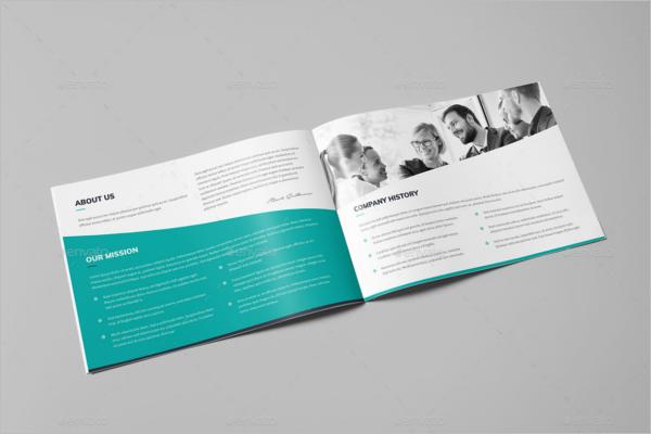 Company Brochure Template PDF
