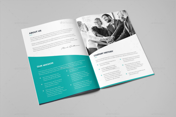 Company Brochure Template Publisher - Brochure templates for publisher